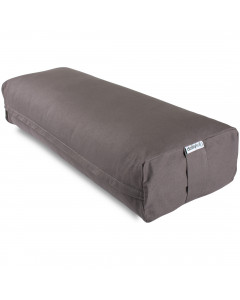 Wholesale Rectangular Yoga Bolsters - Gray