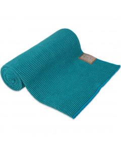 Zeroslip Non Slip Yoga Towel - Blue