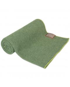 Zeroslip Non Slip Yoga Towel - Green